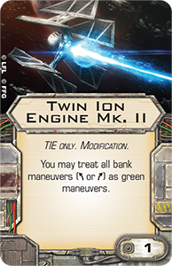TWIN ION ENGINE MK II
